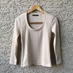 Mango blouse size small